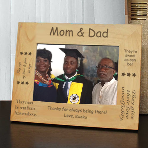 Mom Dad Grandparents Relatives Frames Graduation Stolescom